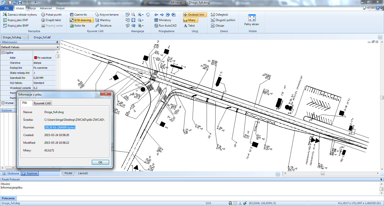 abviewer dxf1